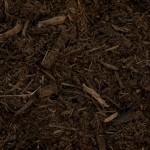 Midi-Mulch Natural Dark Hardwood Bark Mulch $35.79/cu yd