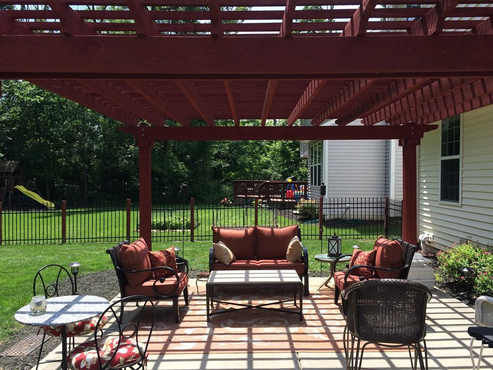 Pergolas & Pavilions for your Outdoor Living Space