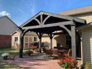 patio pavilion by acclc